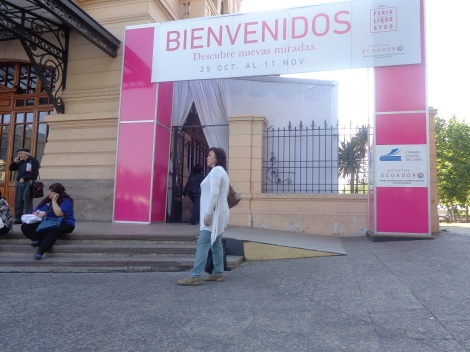 Entrada FILSA 2012