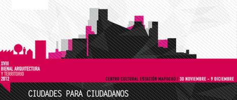Bienal Arquitectura y Territorio 2012