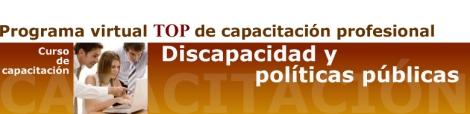 Curso virtual Discapacidad y politicas publicas