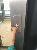 Botón a buena altura