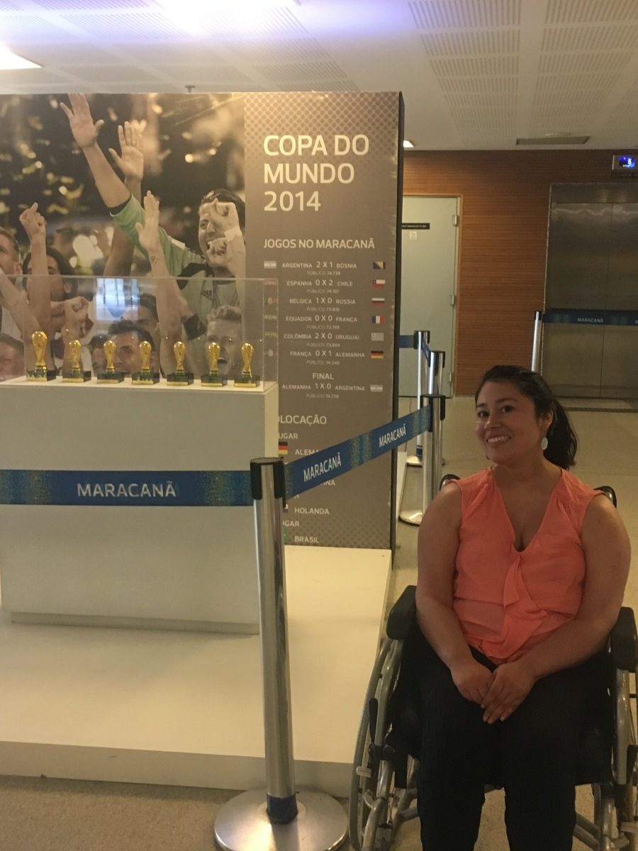 Copa del Mundo 2014 en el Maracaná